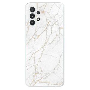 Odolné silikónové puzdro iSaprio - GoldMarble 13 - Samsung Galaxy A32