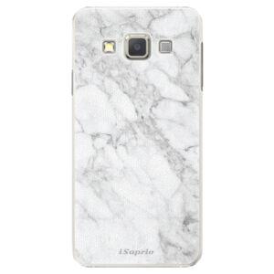 Plastové puzdro iSaprio - SilverMarble 14 - Samsung Galaxy A5
