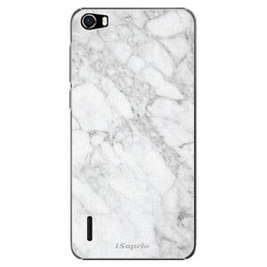 Plastové puzdro iSaprio - SilverMarble 14 - Huawei Honor 6