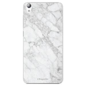 Plastové puzdro iSaprio - SilverMarble 14 - Lenovo S850
