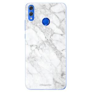 Silikónové puzdro iSaprio - SilverMarble 14 - Huawei Honor 8X