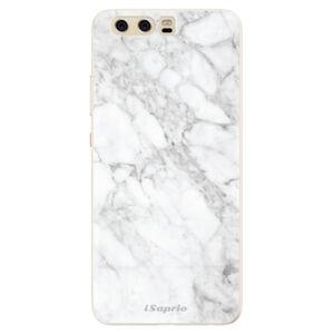 Silikónové puzdro iSaprio - SilverMarble 14 - Huawei P10