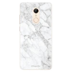 Silikónové puzdro iSaprio - SilverMarble 14 - Xiaomi Redmi 5