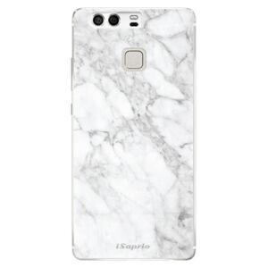 Silikónové puzdro iSaprio - SilverMarble 14 - Huawei P9