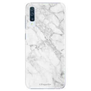 Plastové puzdro iSaprio - SilverMarble 14 - Samsung Galaxy A50