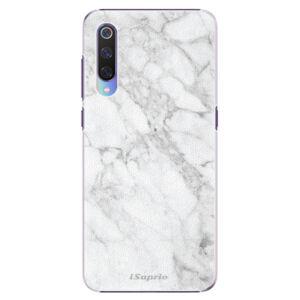 Plastové puzdro iSaprio - SilverMarble 14 - Xiaomi Mi 9