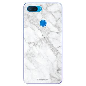 Odolné silikonové pouzdro iSaprio - SilverMarble 14 - Xiaomi Mi 8 Lite