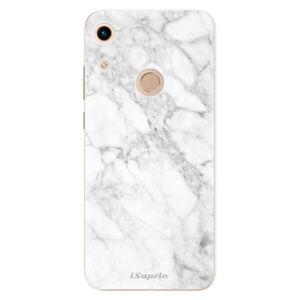 Odolné silikónové puzdro iSaprio - SilverMarble 14 - Huawei Honor 8A
