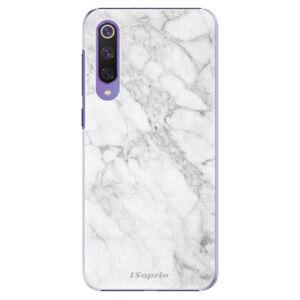 Plastové puzdro iSaprio - SilverMarble 14 - Xiaomi Mi 9 SE
