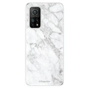 Odolné silikónové puzdro iSaprio - SilverMarble 14 - Xiaomi Mi 10T / Mi 10T Pro