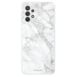 Odolné silikónové puzdro iSaprio - SilverMarble 14 - Samsung Galaxy A32