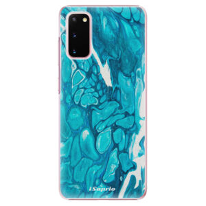 Plastové puzdro iSaprio - BlueMarble 15 - Samsung Galaxy S20