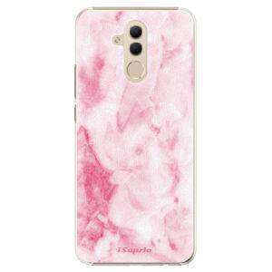 Plastové puzdro iSaprio - RoseMarble 16 - Huawei Mate 20 Lite