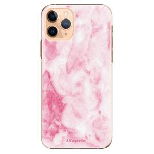 Plastové puzdro iSaprio - RoseMarble 16 - iPhone 11 Pro