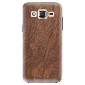 Plastové puzdro iSaprio - Wood 10 - Samsung Galaxy Core Prime