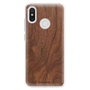 Plastové puzdro iSaprio - Wood 10 - Xiaomi Mi 8