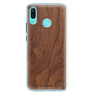 Plastové puzdro iSaprio - Wood 10 - Huawei Nova 3