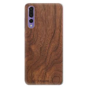Silikónové puzdro iSaprio - Wood 10 - Huawei P20 Pro
