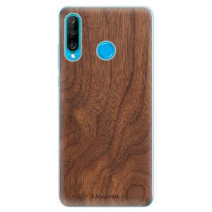 Odolné silikonové pouzdro iSaprio - Wood 10 - Huawei P30 Lite