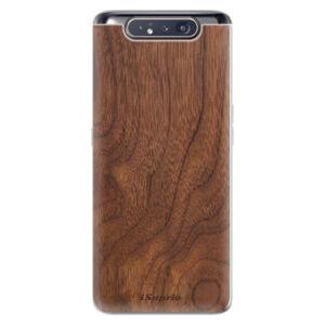 Odolné silikónové puzdro iSaprio - Wood 10 - Samsung Galaxy A80