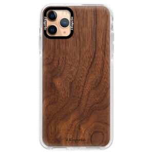 Silikónové puzdro Bumper iSaprio - Wood 10 - iPhone 11 Pro Max