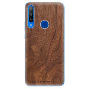 Odolné silikónové puzdro iSaprio - Wood 10 - Huawei Honor 9X