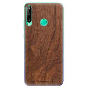 Odolné silikónové puzdro iSaprio - Wood 10 - Huawei P40 Lite E