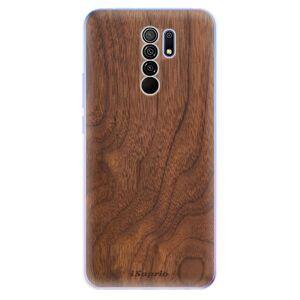 Odolné silikónové puzdro iSaprio - Wood 10 - Xiaomi Redmi 9
