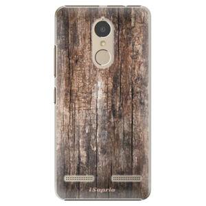 Plastové puzdro iSaprio - Wood 11 - Lenovo K6