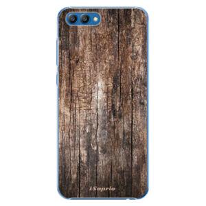 Plastové puzdro iSaprio - Wood 11 - Huawei Honor View 10