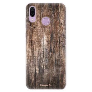 Silikónové puzdro iSaprio - Wood 11 - Huawei Honor Play