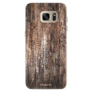 Silikónové puzdro iSaprio - Wood 11 - Samsung Galaxy S7 Edge