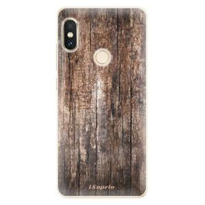 Silikónové puzdro iSaprio - Wood 11 - Xiaomi Redmi Note 5