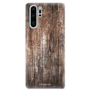 Odolné silikonové pouzdro iSaprio - Wood 11 - Huawei P30 Pro