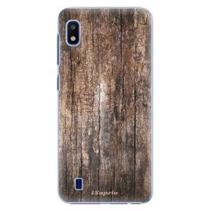 Plastové puzdro iSaprio - Wood 11 - Samsung Galaxy A10