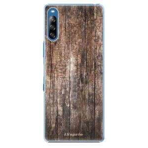Plastové puzdro iSaprio - Wood 11 - Sony Xperia L4