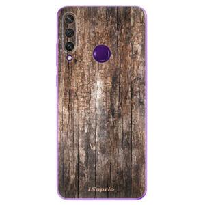 Odolné silikónové puzdro iSaprio - Wood 11 - Huawei Y6p