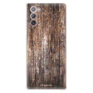 Odolné silikónové puzdro iSaprio - Wood 11 - Samsung Galaxy Note 20