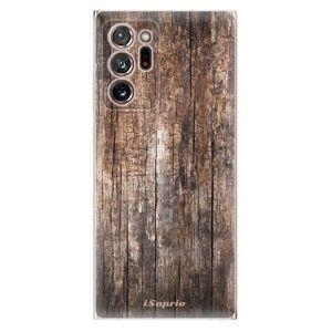 Odolné silikónové puzdro iSaprio - Wood 11 - Samsung Galaxy Note 20 Ultra