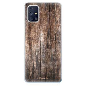 Odolné silikónové puzdro iSaprio - Wood 11 - Samsung Galaxy M31s