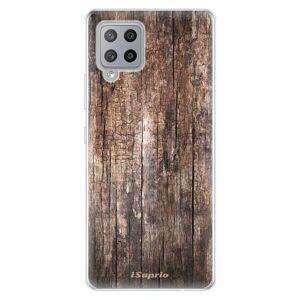 Odolné silikónové puzdro iSaprio - Wood 11 - Samsung Galaxy A42