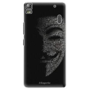 Plastové puzdro iSaprio - Vendeta 10 - Lenovo A7000