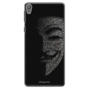 Plastové puzdro iSaprio - Vendeta 10 - Sony Xperia E5