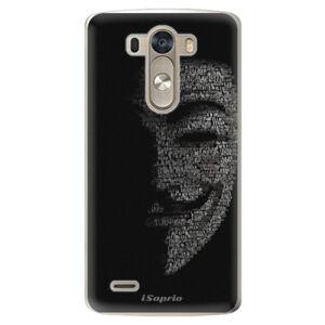 Plastové puzdro iSaprio - Vendeta 10 - LG G3 (D855)