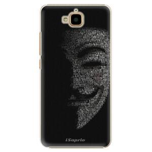 Plastové puzdro iSaprio - Vendeta 10 - Huawei Y6 Pro