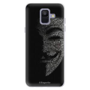Silikónové puzdro iSaprio - Vendeta 10 - Samsung Galaxy A6
