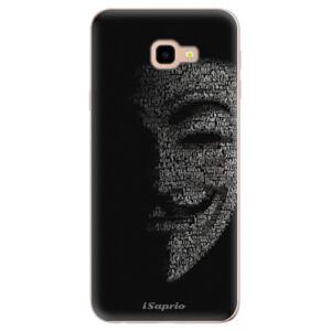 Odolné silikónové puzdro iSaprio - Vendeta 10 - Samsung Galaxy J4+