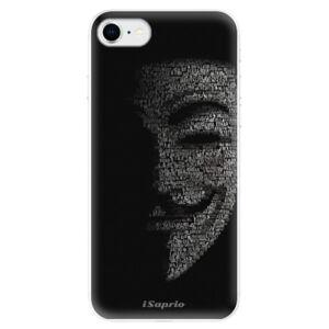 Odolné silikónové puzdro iSaprio - Vendeta 10 - iPhone SE 2020