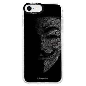 Silikónové puzdro Bumper iSaprio - Vendeta 10 - iPhone SE 2020