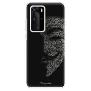 Plastové puzdro iSaprio - Vendeta 10 - Huawei P40 Pro